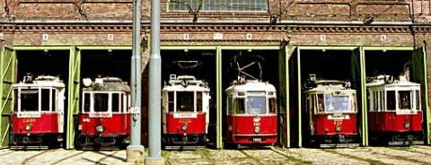 Vienna Tram Museum is one of Vienna City Badge - Blue Danube.
