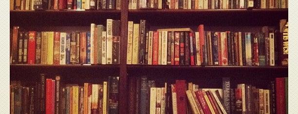 老书虫餐吧 The Bookworm is one of Libraries and Bookshops.