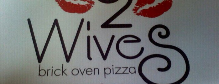 2Wives Brick Oven Pizza is one of Guide to New London's best spots.