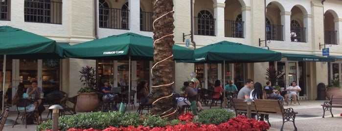 Starbucks is one of West Palm Beach Best Spots #visitUS.