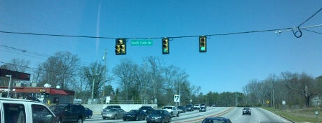 South Cobb Dr is one of Frequent.