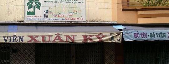 Hủ Tiếu Bò Viên Xuân Ký is one of Đồ ăn sài gòn.