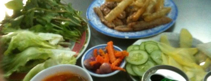 Nem Nướng Đặng Văn Quyên is one of Must-visit Food in Nha Trang.