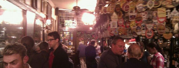 The Harp is one of London's best pubs & bars.