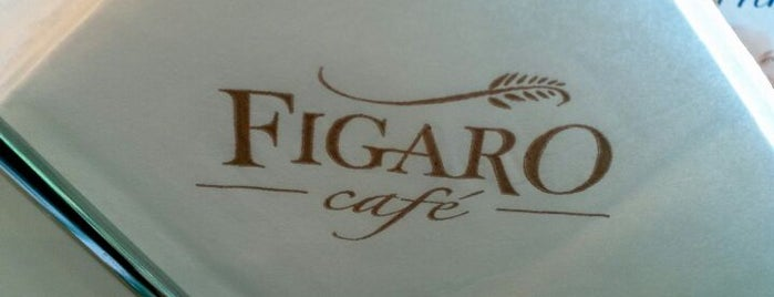 Figaro Café is one of Fashion Mall.