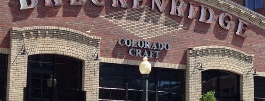 Breckenridge Colorado Craft is one of Get My Drank On! :9.