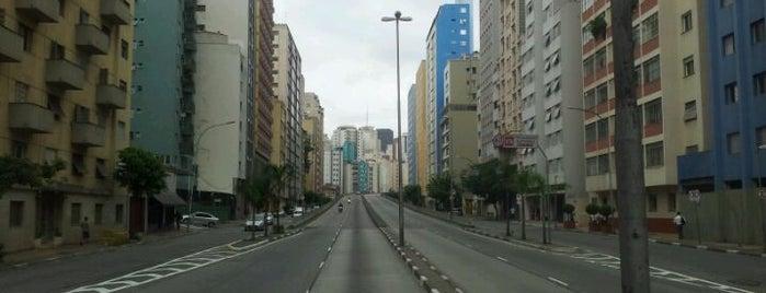 Avenida Nove de Julho is one of Principais Avenidas de São Paulo.