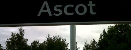 Ascot Railway Station (ACT) is one of Railway Stations in UK.