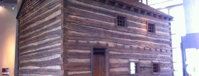 National Underground Railroad Freedom Center is one of Cincinnati for Out-of-Towners #VisitUS.