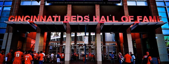 Cincinnati Reds Hall of Fame & Museum is one of Cincinnati for Out-of-Towners #VisitUS.