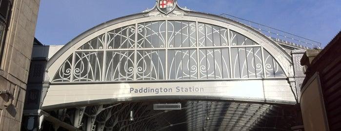 "London Paddington Railway Station (QQP) is one of Foursquare needs a ""Subway Hero Badge""."