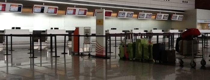 Aeropuerto Internacional de Carrasco (MVD) is one of Airports of the World.