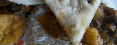 Cilantro Indian Cuisine is one of Carlos Eats USF Dining Guide.