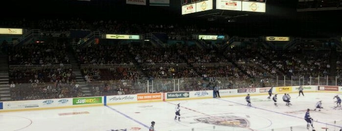 Pacific Coliseum is one of All-time favorites in Canada.