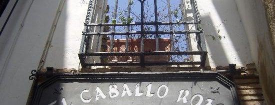 Restaurante El Caballo Rojo is one of Donde comer y dormir en cordoba.