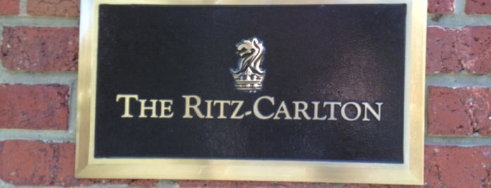 The Ritz-Carlton, Georgetown is one of T+L's Definitive Guide to Washington D.C..