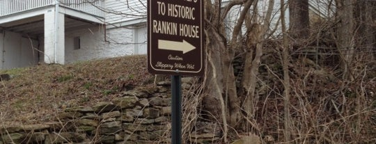 Rankin House is one of Civil Rights Moments.
