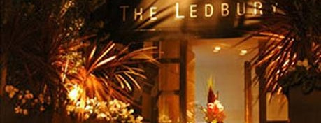 The Ledbury is one of Restaurants.