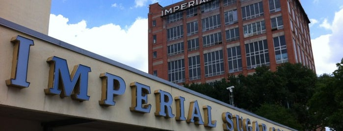 Imperial Sugar Company is one of Best of Sugar Land #visitUS.
