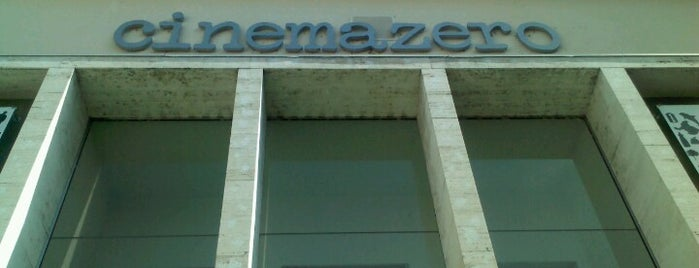 Cinemazero is one of Le Giornate del Cinema Muto.