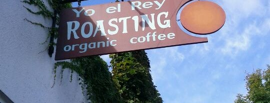 Yo El Rey Roasting is one of Napa Valley Coffee Joints.