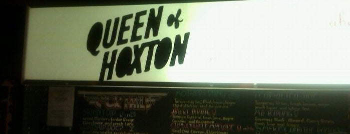 Queen of Hoxton is one of Evermade.com.