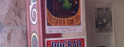 Club Red Poster Spot @ Old Town Books is one of Club Red Flyer/Poster Drops for 11.22.11.