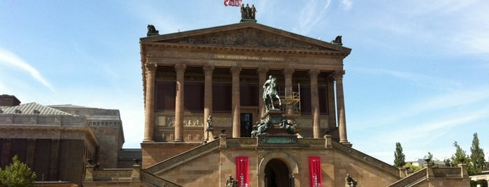 Neues Museum is one of Guten Tag, Berlin!.