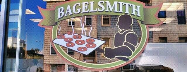Bagelsmith is one of Brooklyn.