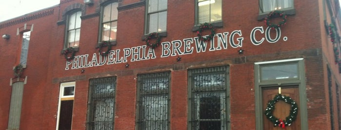 Philadelphia Brewing Company is one of Expendables 2.