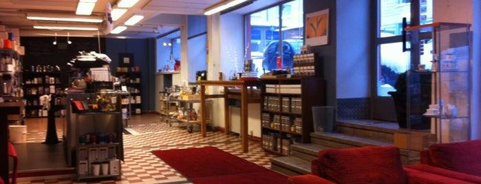 Kaffecentralen is one of Douchebag badge hunt.
