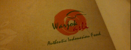 Warjok Asli is one of most visited places in jakarta.