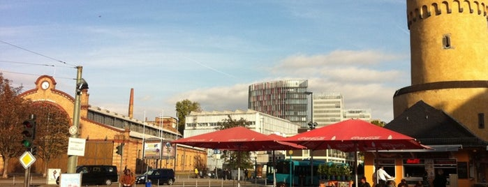 Bockenheimer Markt is one of Must-visit Parks & Outdoors in Frankfurt.