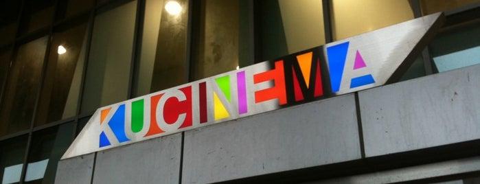 KU시네마테크 (KU Cinematheque) is one of 어떤 영화를 볼까?.