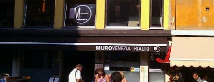 Muro Venezia is one of Italis.