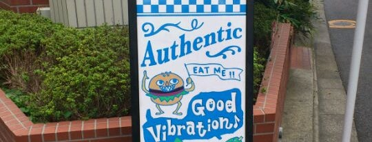 Authentic is one of My Favorite Burger.