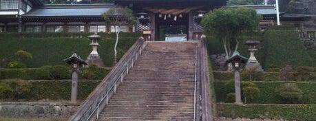 諏訪神社 is one of 長崎市 観光スポット.