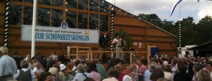 Festzelt Zur Schönheitskönigin is one of Oktoberfest Tipps.