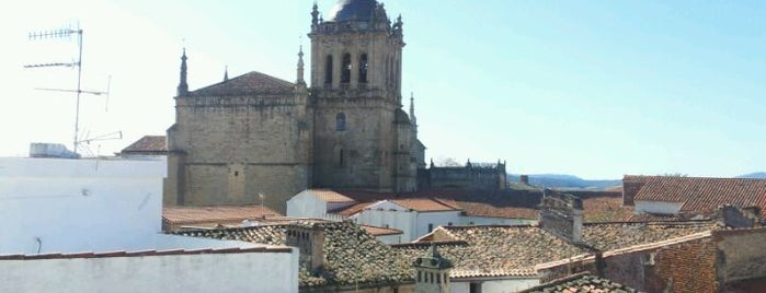 Catedral de Coria is one of Catedrales de España / Cathedrals of Spain.