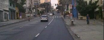 Avenida Brigadeiro Luís Antônio is one of Trampo.