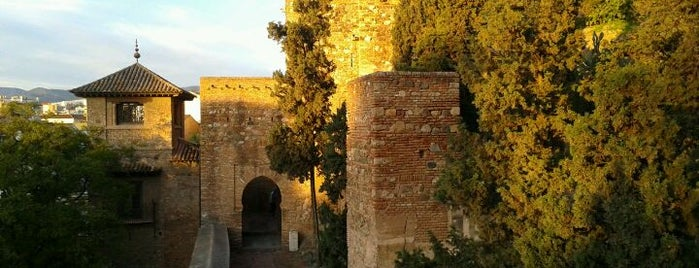 Alcazaba de Málaga is one of 101 cosas que ver en Málaga antes de morir.
