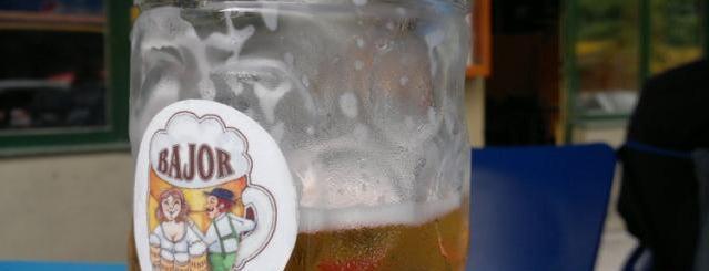 Bajor söröző is one of Legjobb cseh, belga és kézműves sörök!.