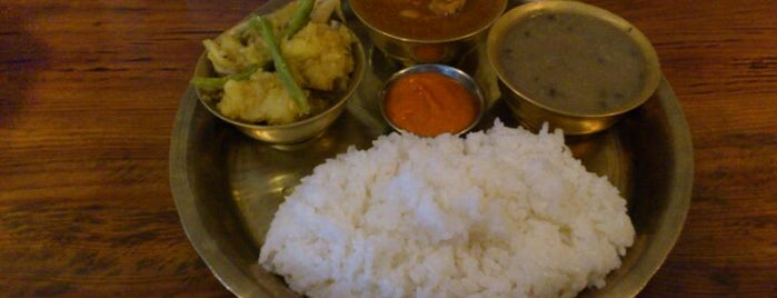 NEPALICO is one of Asian Food.