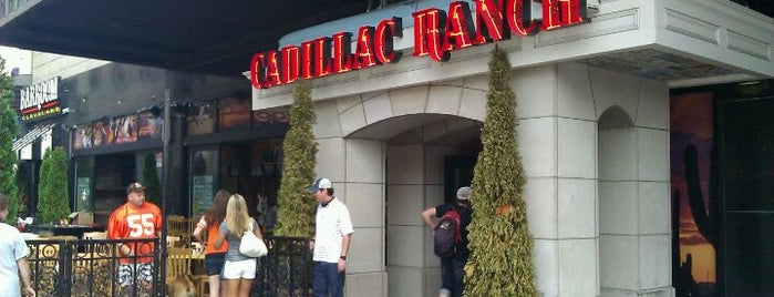Cadillac Ranch is one of Top picks for Bars.