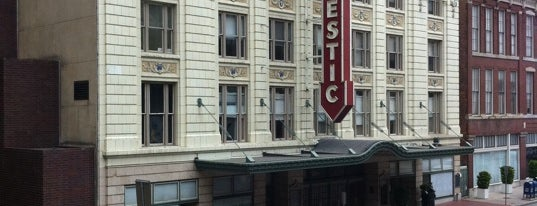 Majestic Theatre is one of Dallas's Best Performing Arts - 2012.
