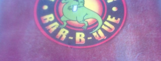 Dinosaur Bar-B-Que is one of Food I like in NYC.