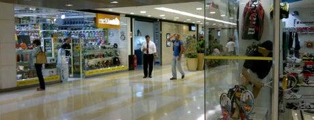 Shopping Jardim Sul is one of Shoppings de São Paulo.