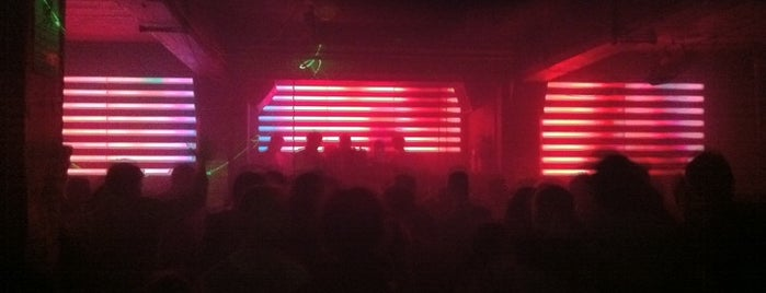 Cafe 1001 is one of Nightclubs in London.