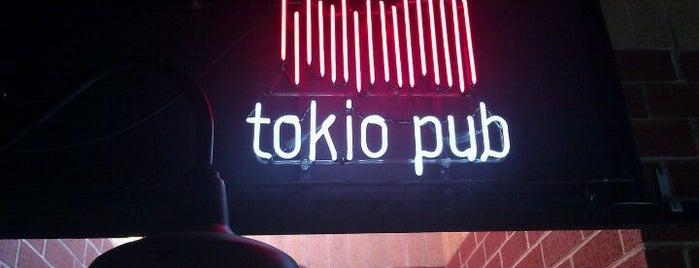 Tokio Pub is one of Lettuce Entertain You Restaurants.