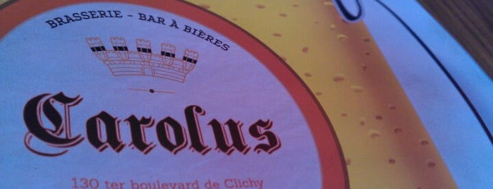 Carolus is one of Beer Map.